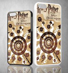 Harry Potter PATTERN Y1383 iPhone 4S 5S 5C 6 6Plus, iPod 4 5, LG G2 G3 Nexus 4 5, Sony Z2 Case