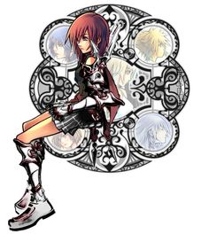 Kingdom Hearts Kairi Edit by zephyr-flutist.deviantart.com