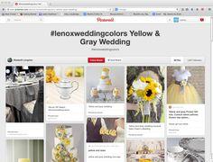 http://www.pinterest.com/altchar/lenoxweddingcolors-yellow-gray-wedding/