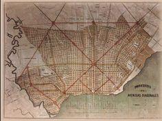Mapas y Proyectos antiguos de BUENOS AIRES - SkyscraperCity