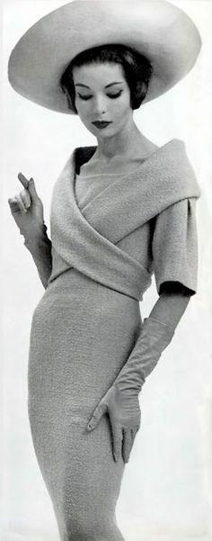 Pierre Cardin - 1959 - Shelt dress