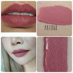 """Pantina lipstick by Stilla  #روج #بانتينا #ستيلا #روج_ستيلا"""