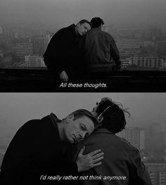 Asas do desespero