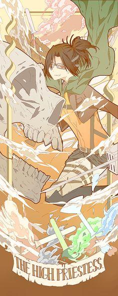Hanji (Hange) | Shingeki no Kyojin (Attack on Titan / Ataque de los Titanes) #anime