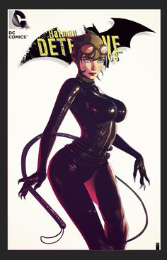 Catwoman by Creator Edgy Ziane