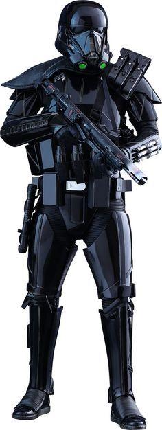 BLOG DOS BRINQUEDOS: Death Trooper Specialist Star Wars Premium Format...