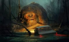 Digital art selected for the Daily Inspiration #1747