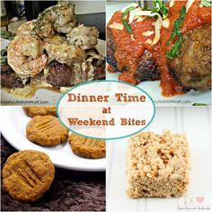 Weekend Bites Dinner Time