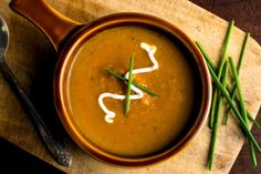Roasted Carrot, Parsnip and Potato Soup Recipe - NYT Cooking
