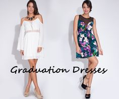 Graduation Dresses you won't want to hide under your cap!  Grab yours ☺️   SHOP HERE ➡️ www.LeVixen.com  #LeVixen #womensfashion #dresses #florals #graduation #ootd #fashion #style #outfit #tuesday Ootd Fashion, Womens Fashion, Graduation Dresses, Florals, Tuesday, Cap, Summer Dresses, Outfits, Shopping