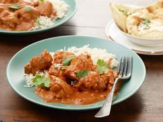 Instant Pot Butter Chicken by Food Network Kitchen Instant Pot Butter Chicken Recipe, Best Chicken Thigh Recipe, Chicken Thigh Recipes, Pressure Cooker Recipes, Pressure Cooking, Slow Cooker, Food Network Recipes, Cooking Recipes, Drink Recipes
