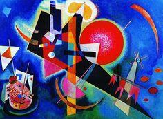 im blau Wassily Kandinsky