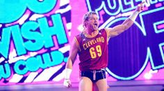 The Battle of Cleveland: Dolph Ziggler vs. The Miz at #WWE #Raw