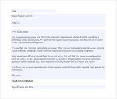 29+ Donation Letter Templates - PDF, DOC | Free & Premium Templates Donation Letter Template, Letter Templates Free, Donation Request, Free Resume, Sample Resume, Fundraising, Pdf, Letters, Names