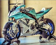 S1000RR by Petronas #BMW #s1000rr #petronas #motorcycles @bmwitalia @bmwmotorrad #infullgear