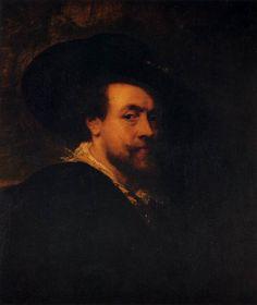 Self-Portrait - Peter Paul Rubens