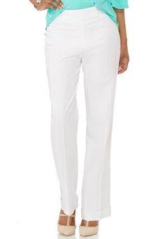 Cato Fashions Wide Leg Linen Pants #CatoFashions