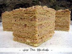 Krispie Treats, Rice Krispies, Hungarian Recipes, Banana Bread, Food And Drink, Cookies, Cake, Dios, Mascarpone