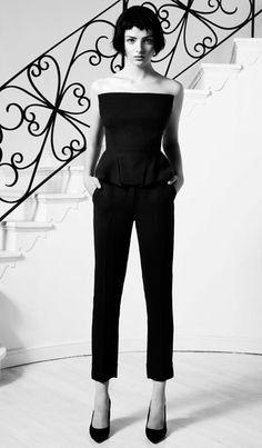 Parisan Mademoiselle by Carla Zampatti. Suit Fashion, Fashion Shoot, Editorial Fashion, Fashion Beauty, Corporate Fashion, Office Fashion, Business Fashion, Stylish Outfits, Cool Outfits