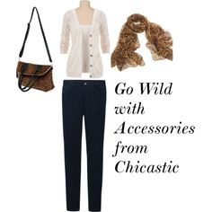 """Wild Accessories from Chicastic"" by chicastic on Polyvore"