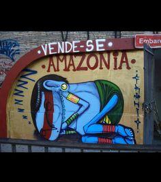 L'art de rue inventif du street artiste Cranio
