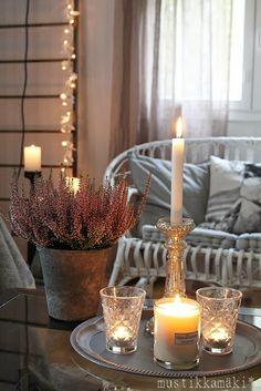 Candles | Velas | Scottish Heather