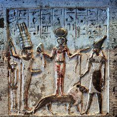 Stele_of_Qadesh:Asherah, Part III: The Lion Lady