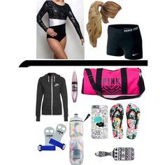gymnastics bag essentials - Google Search