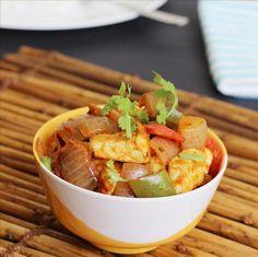 Vegan Tofu Masala