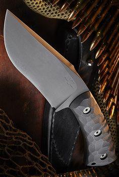 Wilson Combat Rover Fixed Blade Knife @aegisgears