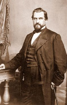 Amasa Leland Stanford[1] was an American tycoon, industrialist, politician, and a co-founder of Stanford University. Migrating to California from New York at the time of the Gold Rush, he became a successful merchant and wholesaler, and continued to build his business empire. He served one two-year term as governor of California after his election in 1861, and later eight years as senator from the state. As president of Southern Pacific Railroad and, beginning in 1861, Central Pacific, he…