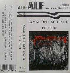 Xmal Deutschland - Fetisch