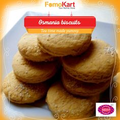 #Karachi Bakery's yet another yummy offering. Buy Osmania biscuits on http://www.fomokart.com/bakery-and-chocola…/osmania-biscuits #snacks #teatime