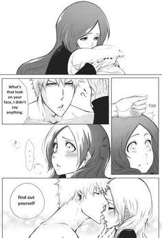 ♥♥♥Ичиго и Орихиме♥♥♥ (ИчиХиме/IchiHime)