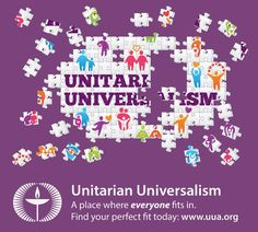 USA Today reported on the 15% growth we've experienced in  our denomination, at a time when many churches are experiencing a downturn in membership.  This coming Sunday, October 7th, at 11 am, Spirit of Life UU founding member, Bonnie Dassing will lead us on a deeper look at Unitarian Universalism in a sermon written by the Rev. Rebecca Benner.