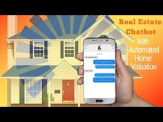 Demo our Real Estate Chatbot with Automated Home Valuation... If you're a Real Estate Agent looking to increase listings and capture leads, consider...