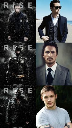 Well, here's 3 reasons to see The Dark Knight Rises. And if this doesn't convince you, you need therapy.