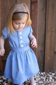 the Anna dress (sew along)