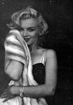 Marilyn Monroe Photographed by Milton Greene.