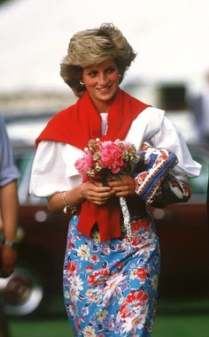Princess Diana's Best Casual Looks  - crfashionbook