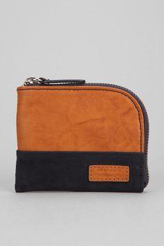 Hester St. Trading Co.  Zip Wallet