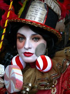 Venezia , la pui bella del carnavale 2008 by Batistini Gaston, via Flickr