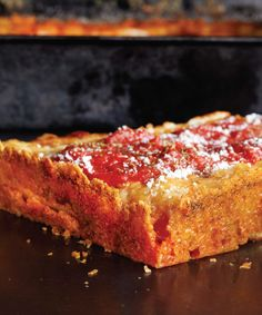 Detroit Red Top Pizza by 'Pizza Bible' Is the Best Thing You'll Ever Make From Scratch (and It's Not That Hard, We Promise)