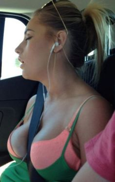 Girls belts busty and seat
