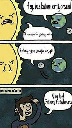 The Truth Behind Solar Eclipses // tags: funny pictures - funny photos - funny images - funny pics - funny quotes - Crazy Funny Memes, Really Funny Memes, Funny Relatable Memes, Haha Funny, Funny Posts, Funny Cute, Hilarious, Super Funny, Cute Comics