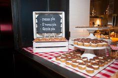 Custom Dessert Table produced by Twenty Three Layers (TTL Events). twentythreelayers.com