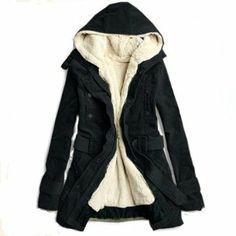 Amazon.co.jp: (グローウィン)growin レディース ミリタリー コート モッズコート ショートコート ジャケット パーカー フード 付き アウター: 服&ファッション小物