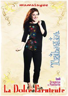 Dolce_Farniente-Tiramisu-&-Panforte-Indi-Mamatayoe-Tribalia-Castellón Tiramisu, Blouse, Long Sleeve, Sleeves, Reading, Women, Fashion, T Shirts, Clothing