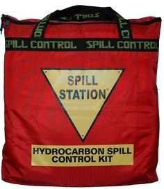 Spill Station Bag