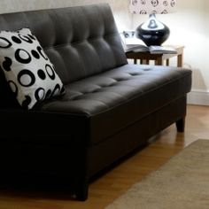 Home Essence Vanya 3 Seater Convertible Sofa Clic Clac Bed From Our Beds Range